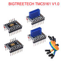 BIGTREETECH TMC5161 V1.0 SPI Schrittmotor Fahrer Integrierte MOSFET 3D Drucker Teile VS TMC2209 TMC2130 TMC5160 Für SKR V1.3 PRO