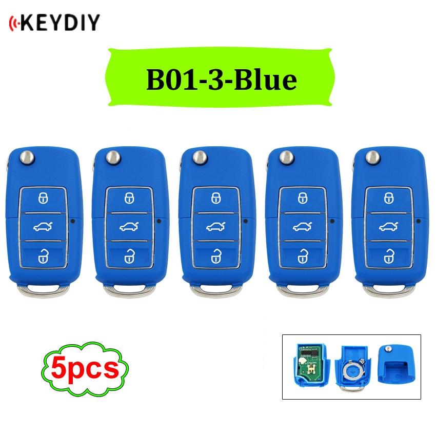5pcs lot B01 3 Blue universal B series remote control for KD200 KD300 KD900 URG200 mini