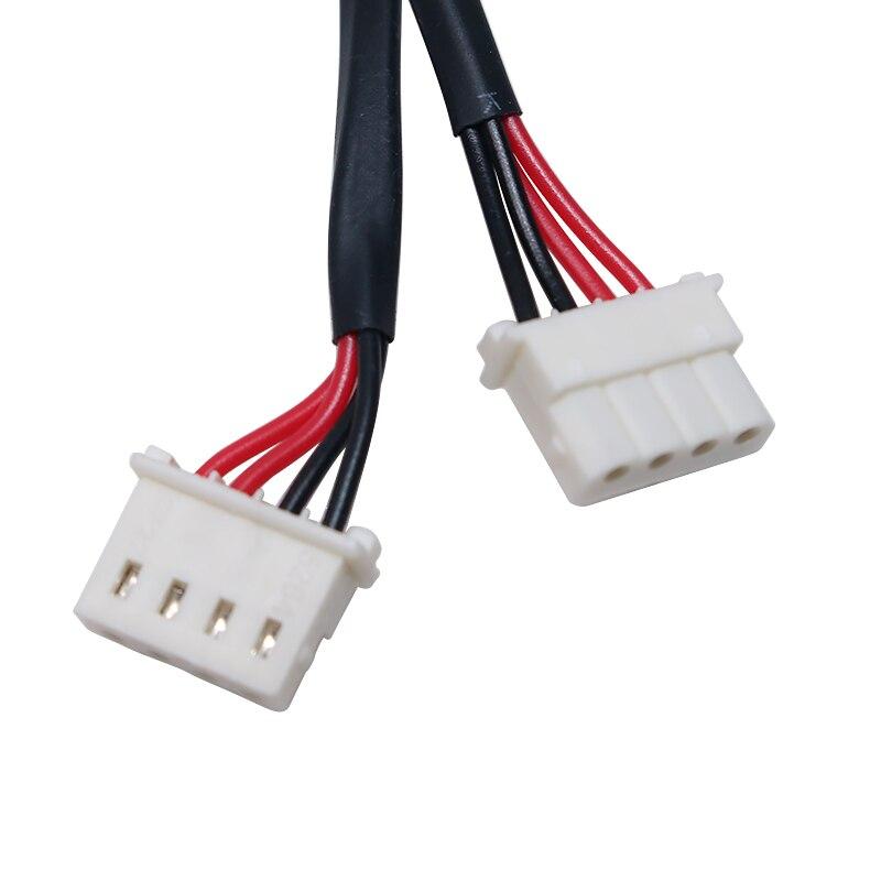 T135 DC Connecteur Jack Alimentation C/âble Flex pour Toshiba Satellite L655 T130 L650 /& Satellite Pro ILS