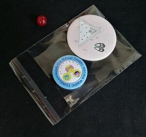 Image 3 - 500pcs 10*18cm 투명 셀프 씰링 비닐 봉투 쥬얼리 선물 가방 쿠키 opp 팩 가방 셀로판 홈 웨딩 장식