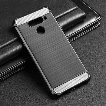 Case SFor LG Q60 Case TPU Silicone Fundas Cover For LG Q60 K50 K12 Max K12 Prime 6.26 inch Cover Back Coque Phone Shell