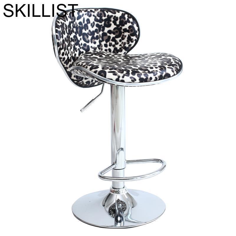 Banqueta Todos Tipos Sandalyesi Barkrukken Comptoir Sedia Sgabello Hokery Leather Cadeira Silla Tabouret De Moderne Bar Chair