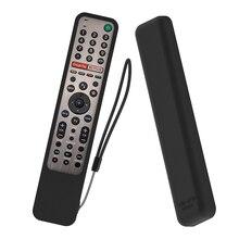 Coque à distance pour Sony RMF TX600C TX600P TX600U TX600E housse de protection gel de silice SIKAI pour Sony 2019 télécommande