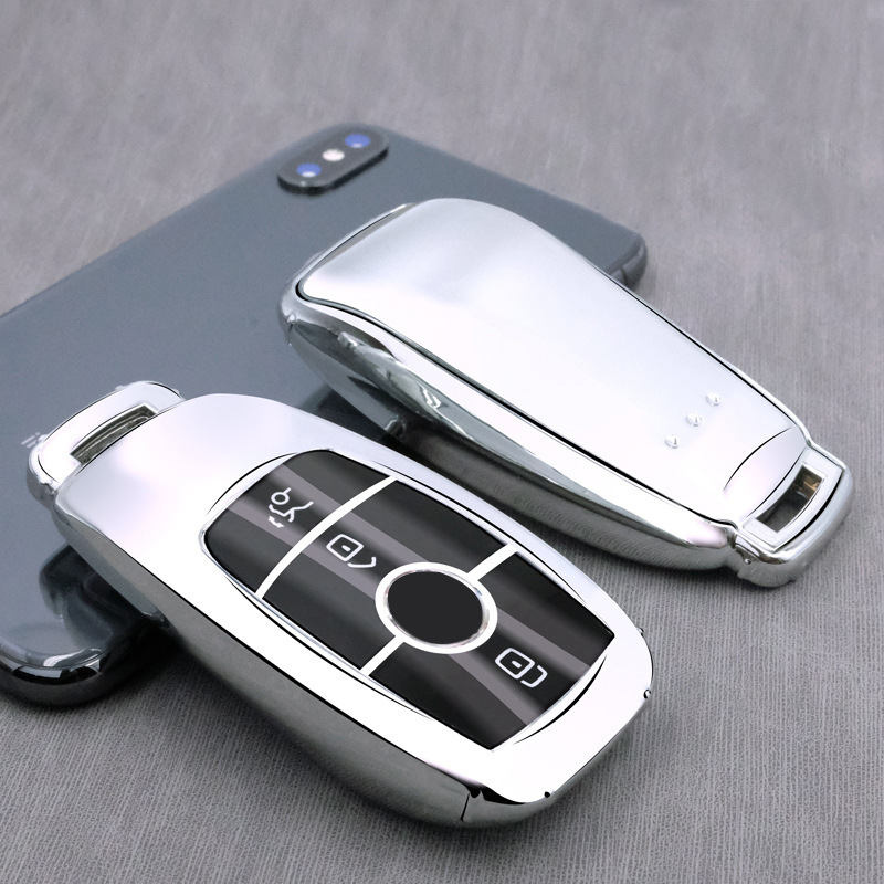 2020 New Soft TPU Car Key Cover For <font><b>Mercedes</b></font> Benz <font><b>2017</b></font> <font><b>E</b></font> <font><b>Class</b></font> <font><b>W213</b></font> 2018 S <font><b>class</b></font> <font><b>Accessories</b></font> Case Shell Bag Protective Covers image