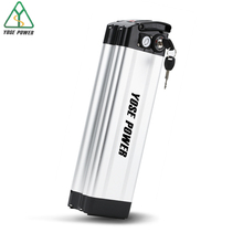 E bike Phylion XH370-10J 36V 48V Battery 18650 Silver Fish Ebike Battery with USB For
