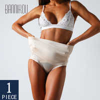 1 Pcs High Waist Seamless Shaping Panties Breathable Body Shaper Slimming Tummy Underwear Panty Shapers For Woman M-XXL BANNIROU