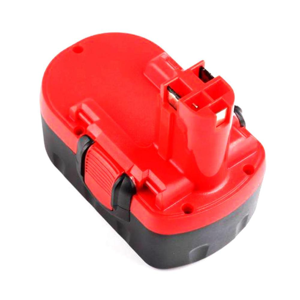 <font><b>18V</b></font> 2000mAh NI-CD/MH <font><b>Battery</b></font> For <font><b>BOSCH</b></font> <font><b>18V</b></font> power tool <font><b>battery</b></font> NiMH/NiCd <font><b>battery</b></font> BAT025 BAT180 Electric Drill <font><b>Battery</b></font> image
