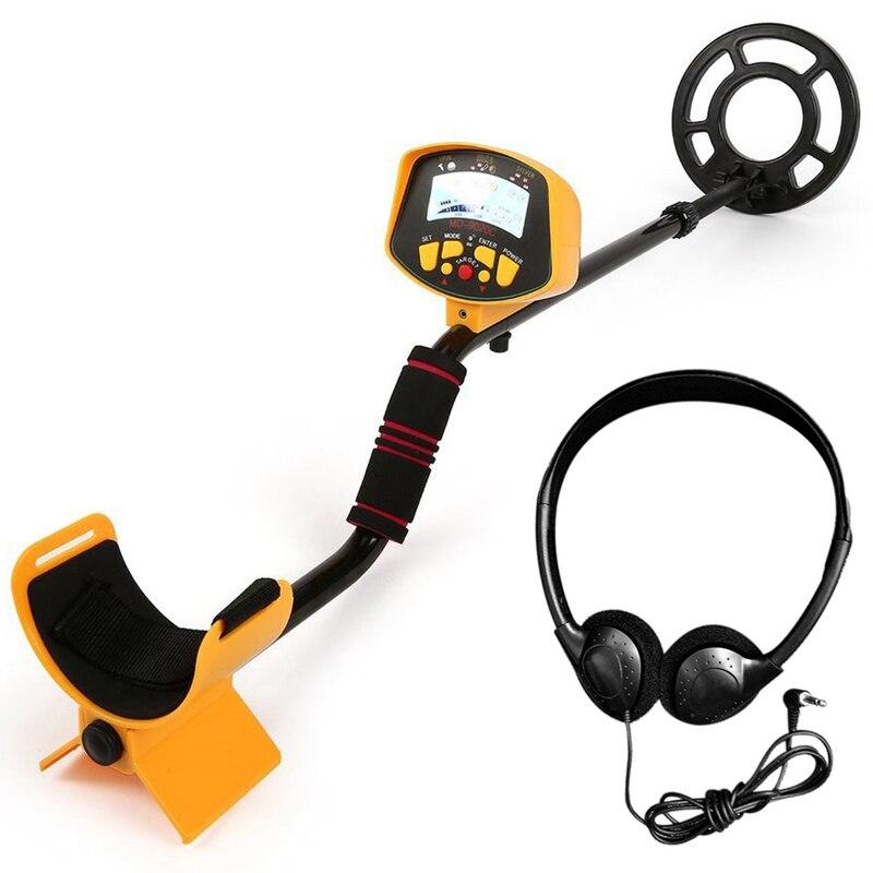 MD9020C professionnel Portable détecteur de métaux souterrain Portable chasseur de trésor or Digger Finder fonction de localisation