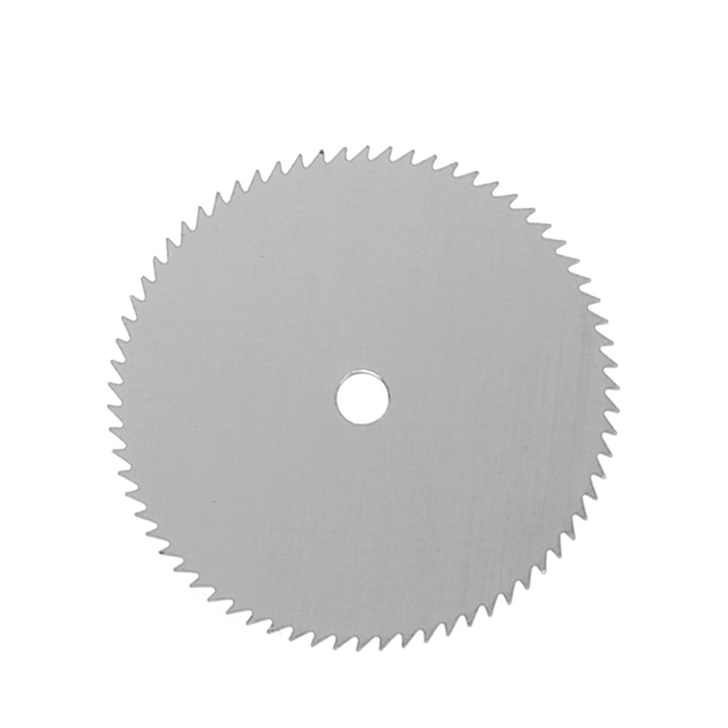 10 X 25mm Wood Saw Blade Disc + 2 X Rod Dremel Rotary Cutting Tool  Y98E