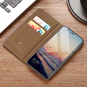 Image 3 - Grid Genuine Leather Flip Case For Lenovo P1 P1M P2 Z5 Z5S Z6 S5 K5 K5S A5 K6 K9 K10 A6 Lite Note Play Pro Plus Power Cover