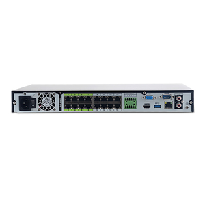 Image 5 - DH Pro 32CH NVR NVR5232 16P 4KS2E With 16CH PoE Port Support Two Way Talk e POE 800M MAX Network Video Recorder For System.