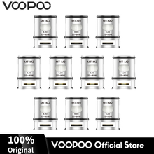 VOOPOO MAAT MT-M2 Coil 0.2ohm Head Core Dual Mesh For Tank Alpha Zip Kit Atomizer E-Cigs Vape Coils Evaporator