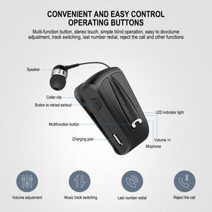 Image 4 - Fineblue F V6 bluetooth 4.1 mini fones de ouvido estéreo bluetooth clipe sem fio fone para ios android telefone cancelamento ruído mini