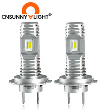Mini H7 LED H4 H11 H8 Car Headlight Bulbs 9005 HB3 9006 HB4 12000Lm 1900K 3000K 6000K 8000K Fog Lights Auto Lamp Accessory 12V