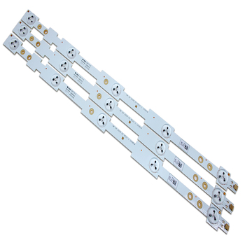 18PCS/lot 39 LED strip SW 3228 05 REV1.1 120814 5 LEDS(1 3V) 420mm