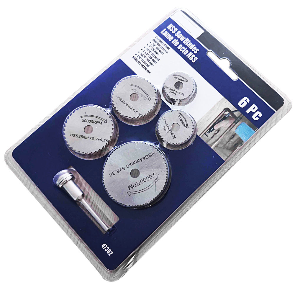 5pcs/Set Oscillating Tool Accessories Compatialble For Wood Plastic Aluminum