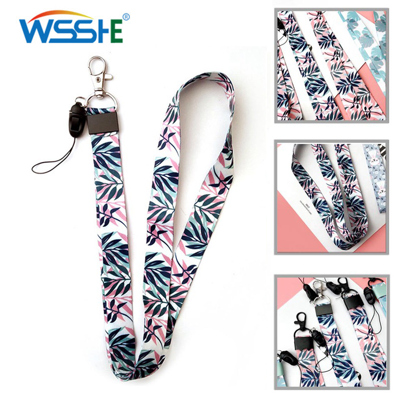 Neck Strap Cell Phone Lanyard For Keys ID Card Mobile Phone Straps Cute Necklace Handphone Strap Keycord Long/short Lanyard