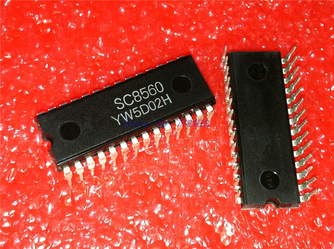 1pcs/lot LM8560 SC8560 SC 8560 DIP-28
