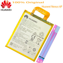 Hua Wei Original Phone Battery HB416683ECW for Huawei Nexus 6P H1511 H1512 3450mAh Replacement