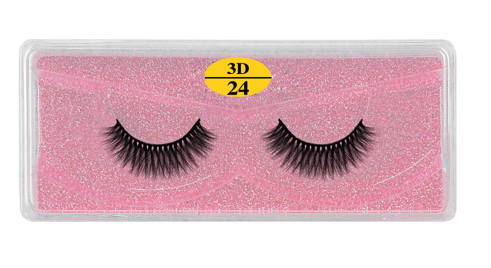 H21a55643366f4df683bd08fa6241a779S - MB Eyelashes Wholesale 40/50/100/200pcs 6D Mink Lashes Natural False Eyelashes Long Set faux cils Bulk Makeup wholesale lashes