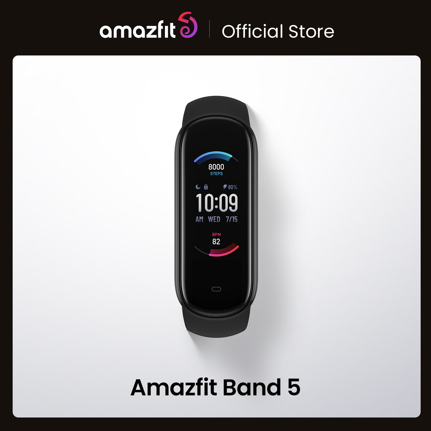 2020 New Amazfit Band 5 Smart Bracelet Color Display Heart Rate Fitness Tracker Waterproof Bluetooth 5.0 Sport Smart Wristband Smart Wristbands  - AliExpress