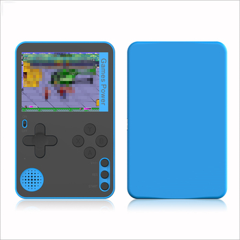 2.4 inches K10 Pocket Game Console 500 in 1 Mini Card Game Console 500 Games Support Five Languages Handheld Game Players 7