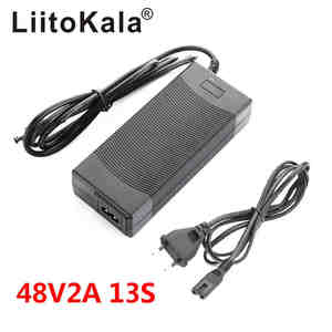 Image 2 - LiitoKala 48V 20AH High power 1000W Electric Bike Battery 48V 20AH E bike Battery 48 Volt Lithium Battery with BMS 2A Charge