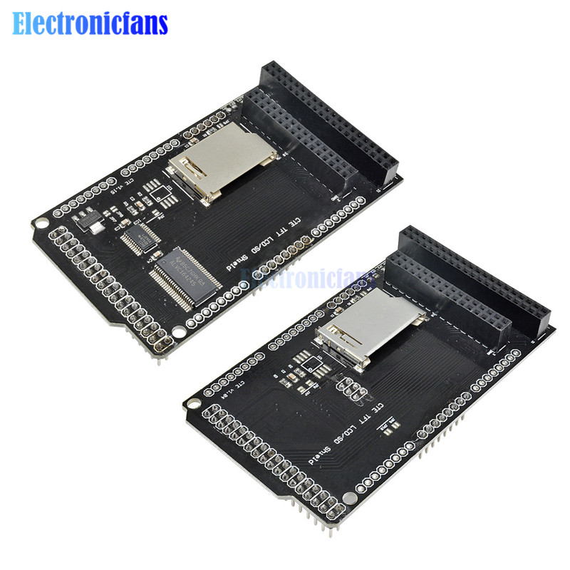 TFT 3.2/'/' 4.3/'/' 5.0/'/' 7.0/'/' Mega touch LCD Shield Expansion board Arduino V 2.2