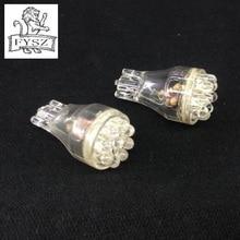 2Pcs T11 T10 LED 194 W5W 9 SMD רכב אוטומטי LED אור הנורה לא שגיאת led חניה ערפל אור אוטומטי אין שגיאת univera רכב אור