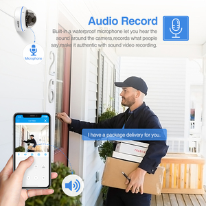 Image 3 - Techege HD 5MP 2MP 48V IP Camera Vandalproof  Indoor Outdoor Wired Security IP Cameras Onvif POE Dome Camera Xmeye Remote Access