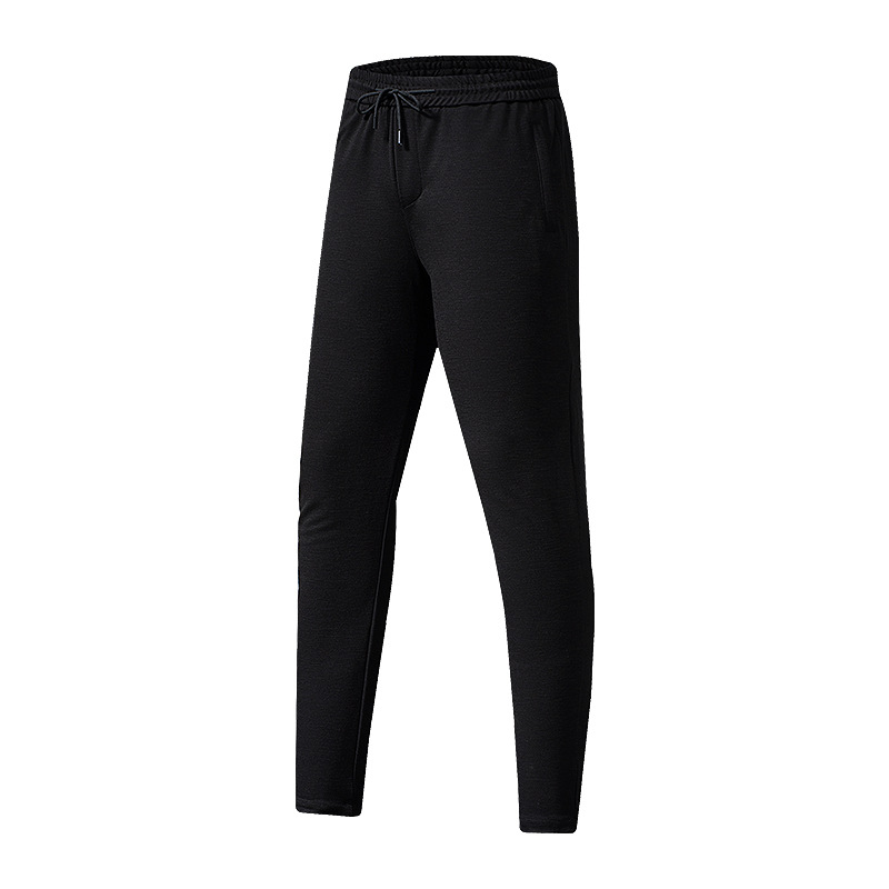 2019 New Style Autumn Korean-style Men Pants Medium Waist Casual Pants Men's Sports Teenager Cotton Pants