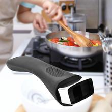 Прочная длинная сковорода с защитой от обжига эргономичная сменная бакелитовая рукоятка Бытовая Универсальная съемная ручка для кастрюли кухонные аксессуары