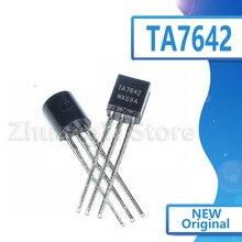 20PCS TA7642 in-line TO-92 FM IF processor Radio circuit single radio chip zh