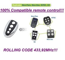 V2 Phoenix Self Learning Replacement Remote Control Fob 433.92 MHz Rolling Code цены онлайн