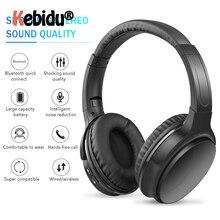 Kebidu HK02ชุดหูฟังไร้สาย Bluetooth 5.0ชุดหูฟังไร้สายสำหรับหูฟังโทรศัพท์ iPhone Xiaomi Huawei หูฟังหูฟังใหม่ล่าสุด DROPSHIP