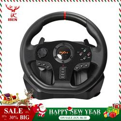PXN V900 Gamepad Controller Gaming Steering Wheel PC Mobile Racing Video Game Vibration For PC/PS3/4/Xbox-One/Xbox 360/N-Switch