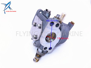 Image 3 - 67D 14301 01 Outboard มอเตอร์คาร์บูเรเตอร์ ASSY สำหรับ Yamaha 4 จังหวะ 4hp 5HP F4A F4M 67D 14301 13 00 67D 14301 11