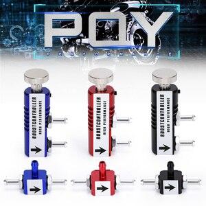 PQY-Универсальный Регулируемый ручной турбонаддув контроллер комплект 1-30 PSI в каюте управления повышением PQY3123
