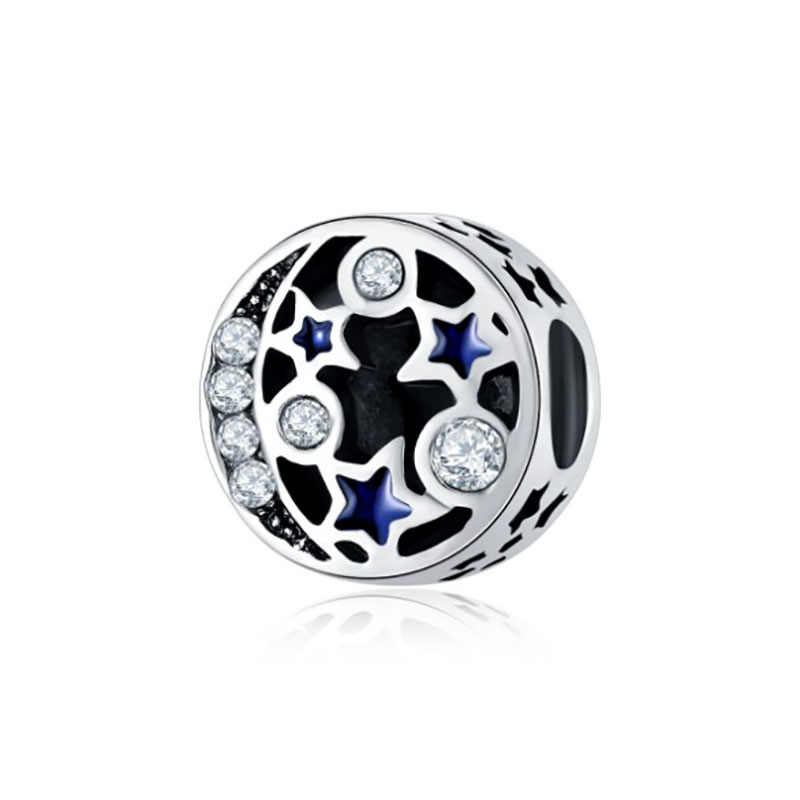 Pandora Berloque สร้อยข้อมือลูกปัด Mary Poppins Silver Bijoux En เงิน 925 เครื่องประดับ Joyas De Plata Sieraden เครื่องประดับ Charms