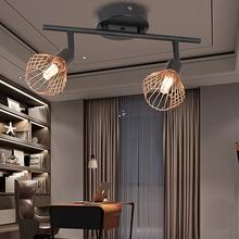 AC85V 265V 10W G9 Loft Vintage Ốp Trần LED Công Nghiệp Lamparas Cho Phòng Ngủ Phòng Tắm Nhà Bếp Phòng Khách Đèn #