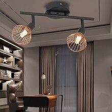 AC85V 265V 10W G9 Loft Vintage tavan lamba ışığı LED endüstriyel Lamparas yatak odası banyo mutfak oturma odası armatür #