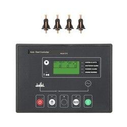DSE5110 Generator kontrolera elektronicznego Panel sterowania DC 8-35V ciągły wyświetlacz LCD