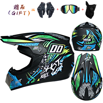 Motor Bike Cross Racing Motorcycle Helmet Safety Enduro Capacete Motorrad Cascos Downhill Bicycle Engine Cafe Racer ATV Helmets 8