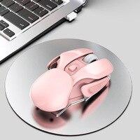 2.4G 무선 충전 마우스 인체 공학적 무음 음소거 사무실 홈 노트북 마우스 DQ-Drop