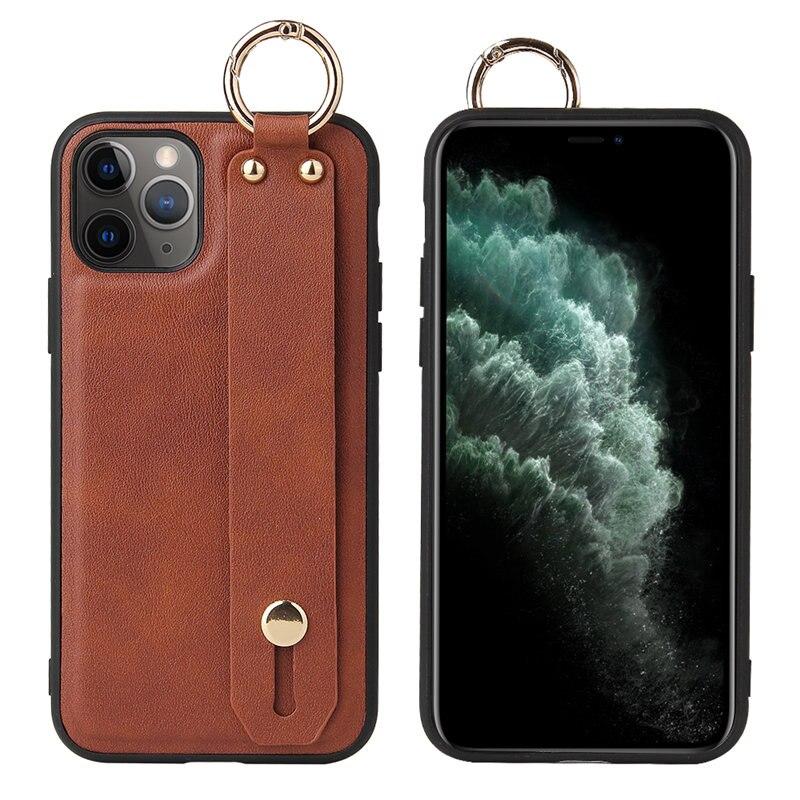 iphone 12 mini leather case