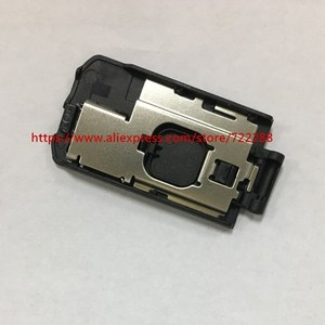Image 2 - חלקי תיקון חדשים עבור Panasonic Lumix DMC ZS60 DMC TZ80 DMC TZ81 שחור סוללה דלת כיסוי מכסה יחידה SYK1273