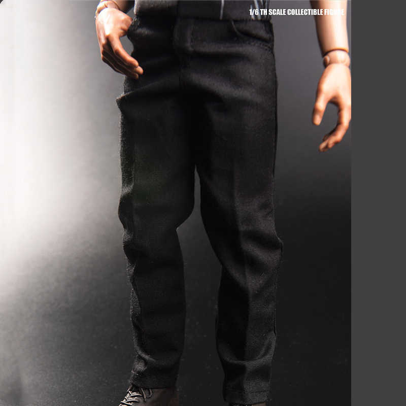 """1//6 Scale TYM064 Tony Stark The Repairman Clothing Suit Fit 12/""""Male Body"""