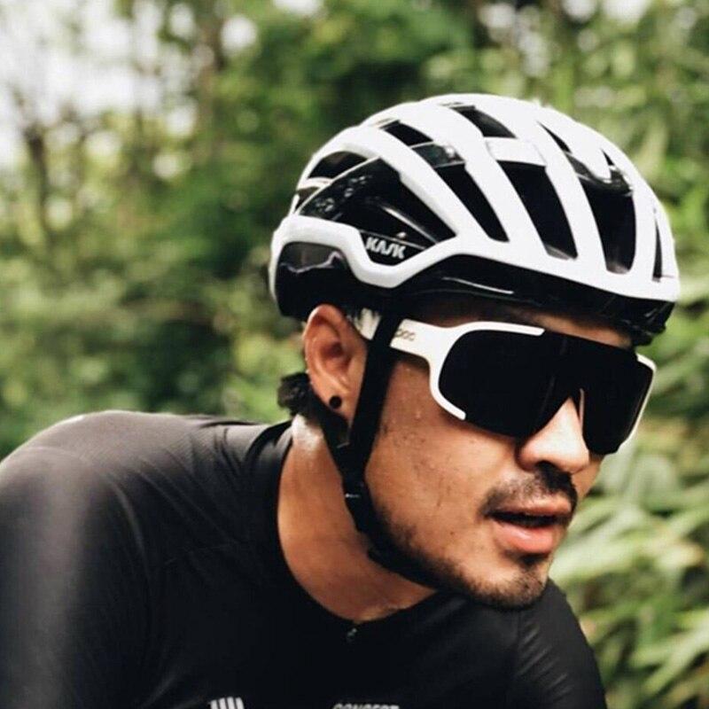 POC-Bicicleta de Montaña profesional para deportes al aire libre, gafas protectoras de color de soplado de arena para ciclismo