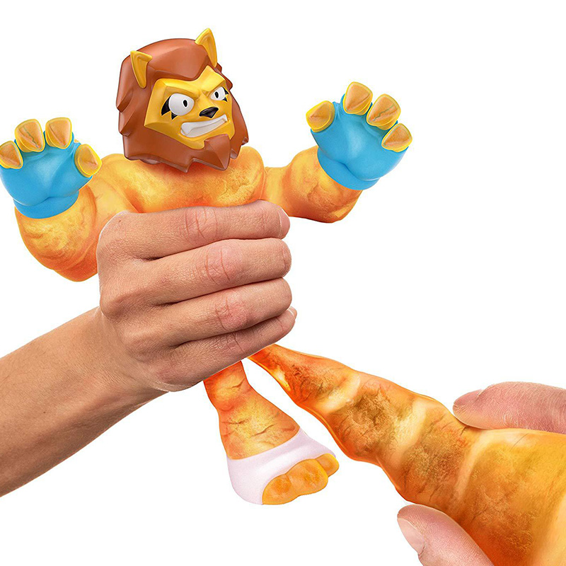 Hulk-Squeeze-Toys Goo Galaxy Kids Gift Stress Slow Rising Squishy Colorful Baby Hero img3