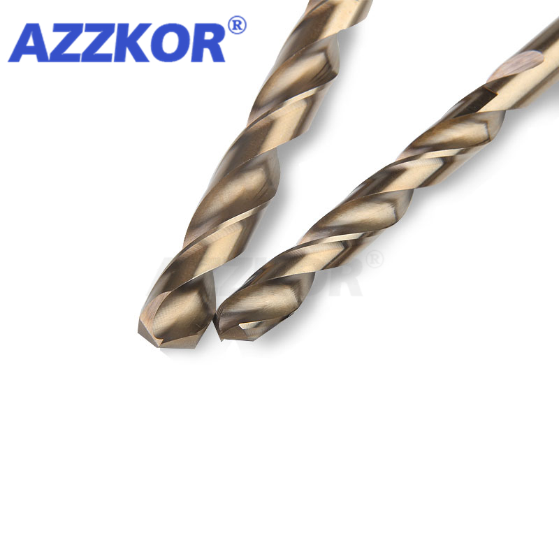 Drill Bit Multi Purpose Metal Stainless Steel Hole HSS-E Performance Cutter Metal Super Steel 1pcs Drilling Machine 1.0-13.0mm